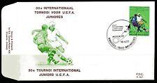 Belgium obp 1851 - UEFA junior tournament FOOTBALL - 1977 - FDC BRUSSEL