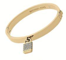 Michael Kors Brazalete Mujer Pulsera Brazalete Mkj6355710 Oro Gold con Colgante