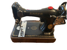 New listing Industrial Strength Heavy Duty Singer Sewing Machine, 20 oz Leather