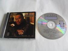 Freddie Jackson - Here It Is (CD 1994) GERMANY Pressing