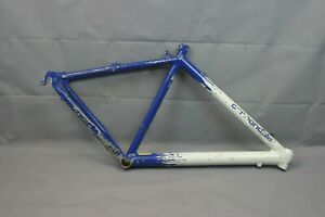 "Cannondale Vintage MTB Bike Frame 20"" Large L Hardtail Canti Made in USA Charity"