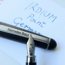 MERCEDES-BENZ FOUNTAIN PEN IRDIUM POINT GERMANY