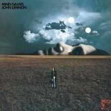 JOHN LENNON 'MIND GAMES' 180gm Vinyl LP 2015 / NEW /  FACTORY SEALED
