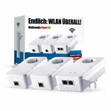 Devolo dLAN 1200+ Multimedia Power Kit 1200 Mbit/s WiFi ac Gaming WLAN PowerLAN