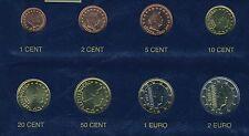 2011 Luxemburg - Euro Kursmünzensatz - Bankfrisch