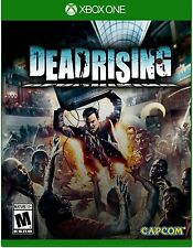 Dead Rising [Xbox One XB1, HD Remaster, Zombie Slaying Action] NEW