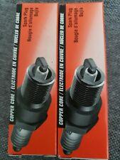 Autolite 425 Spark Plug Pack of 2 New