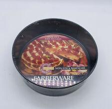 Farberware 9 Inch SpringForm Cake Pan Professional Series Non Stick Bakeware NEW