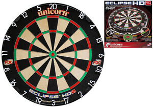 UNICORN Eclipse HD2 Bristle Board - TV Edition Dartboard