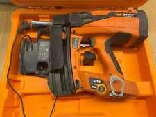 SPIT Nagler PULSA 800P Koffer Akku für Trockenbau Nagelgerät + 1 Packung Nägel