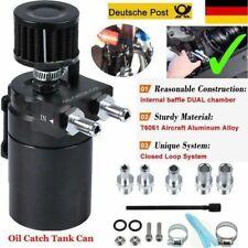 DE Oil Catch Tank Ölauffangbehälter Öltank Ölsammler Ausgleichbehälter 0,3L DHL