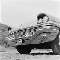 Chrysler New Yorker 1957 model OLD CAR ROAD TEST PHOTO 21