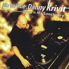 NEW Mix the Vibe: Music Is My Sanctuary (Audio CD)