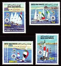 UAE 1998 ** Mi.575/78 Segelboote Schiffe Sailing ships Sailing-Championship