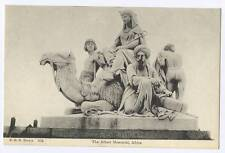 (AH57)  The Albert Memorial, Africa, F.G.O Stuart 872  c1920  - Unused