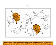 MINI OEM 02-08 Cooper Driving Lamps-Front-Driving Lamp 63120137303