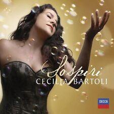 Cecilia Bartoli - Sospiri [New CD]