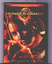 DVD - THE HUNGER GAMES - TWO DISC EDITION - LIONSGATE