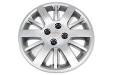 """OEM NEW Wheel Hub Center Cap Cover 15"""" Silver 2009-2010 Chevrolet Cobalt 9598604"""