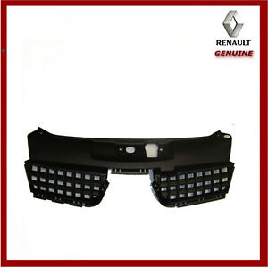 Genuine Renault Clio Sport 172/182 Cup Trophy Front Grille. 6000073772