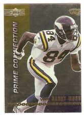 RANDY MOSS 1999 COLLECTOR'S EDGE ADVANTAGE PRIME CONNECTION 20 MINNESOTA VIKINGS