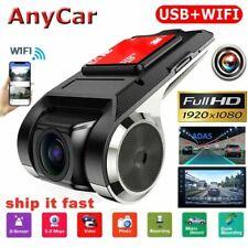 WIFI 1080P Hidden Spy Camera Dash Cam Car DVR  Video Recorder Night Vision ADAS