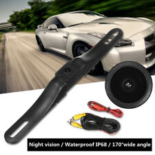 170° Waterproof  Car Rear View Reverse Mount Backup Parking Camera Night Vision