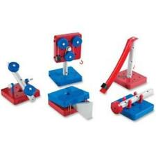 Learning Resources Simple Machines Set - Science - 63 Pieces (ler2442)