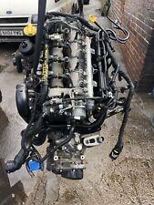Vauxhall Corsa D 1.3 Cdti Complete Engine / Gearbox Z13DTJ 55000 Miles Warranty