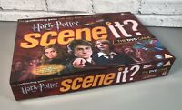 Harry Potter Scene It The DVD Board Game 1st Edition Complete VGC
