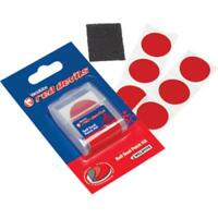Red Devil Micro glueless self seal Bike tyre repair patches inner tube patch kit