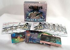 Ghost in the Shell chromium cards, 12 opened packs w/box (please read discript.)