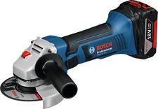 Bosch GWS 18 V-LI Smerigliatrice Angolare a Batteria - Blu