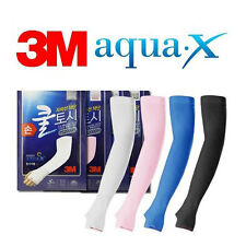 3M Cooling arm sleeves Cover the hand style Uv Protection Outdoor Spotrs 6 Color