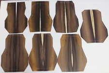 Lot 14 Pieces Brazilian Rosewood Rose Wood Guitar Builder Making Luthier Lumber