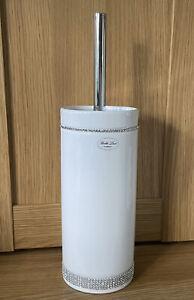 Bella Lux Diamante Toilet Brush Brand New
