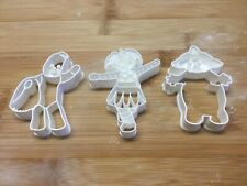 In The Night garden Cookie cutters fondant cake decoration cake topper