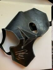 tna impact the monster abyss signed mask