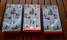 60 ct Mickey Mouse & Friends Paper Guest Towels Buffet Dinner Napkins 3 ply New