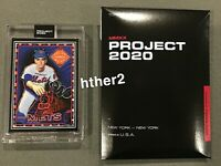 Topps Project 2020 Card #52 Nolan Ryan New York Mets 1969 by Efdot PR / 4103
