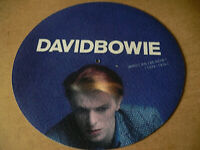 "DAVID BOWIE - ""WHO CAN I BE NOW?"" SLIPMAT RECORD PLAYER /PLATTENSPIELER  NEU/NEW"