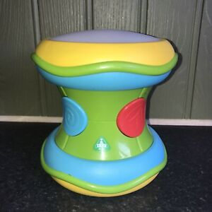 Early Learning Centre ELC Lights & Sound Drum Musical Children's Toddler Toy