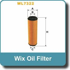 NEW Genuine WIX Replacement Oil Filter WL7322