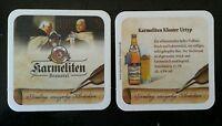 Bierdeckel Kloster Urtyp der Karmeliten Brauerei in Straubing