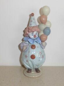 "Lladro Porcelain ""Littlest Clown"" Figure ~ No 5811"