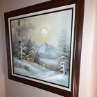 Landscape oil paintings original