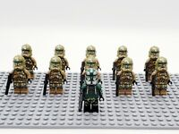 Star Wars Commander Gree Kashyyyk Clones Set 11pcs Lot