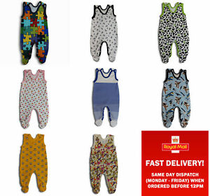 boy girl vest babysuit sleepsuit crawlers leggings with feet0-3-6-9-12-18months