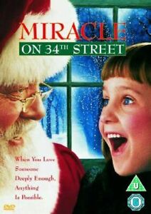 , Miracle On 34th Street [DVD] [1994],
