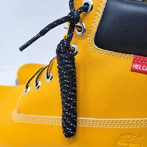 "Timberland Heritage Premium 6"" Inch Helcor Orange Boots A2NBW NIB ALL SIZES"